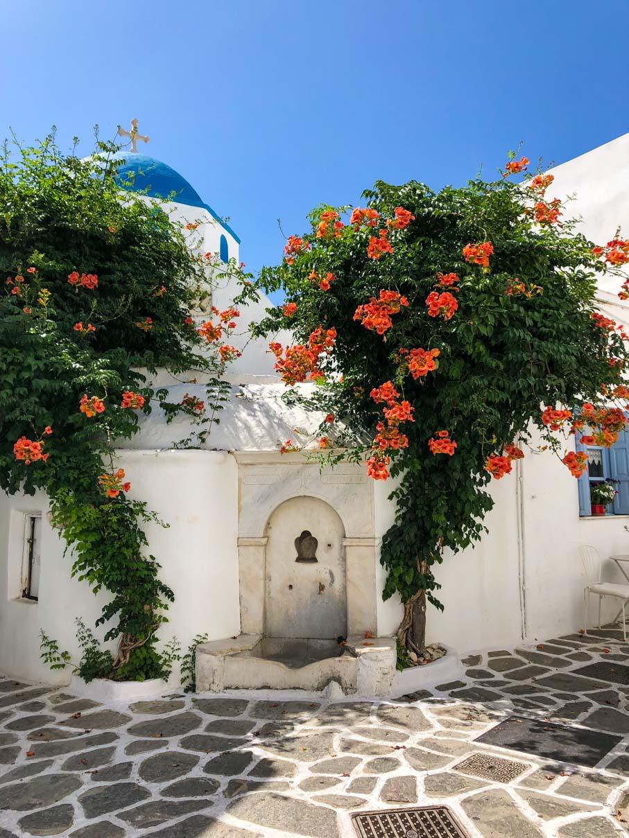 Les Cyclades, le paradis des îles grecques